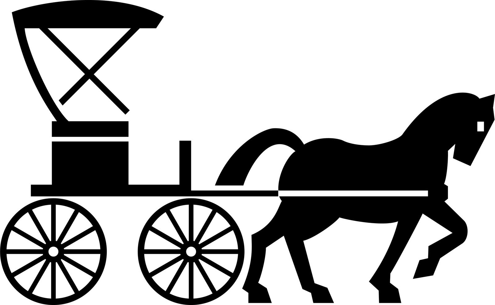 1600x985 Amish Horse And Buggy Clipart