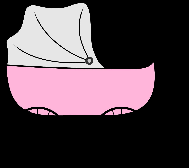 1500x1328 Baby Carriage Cartoon