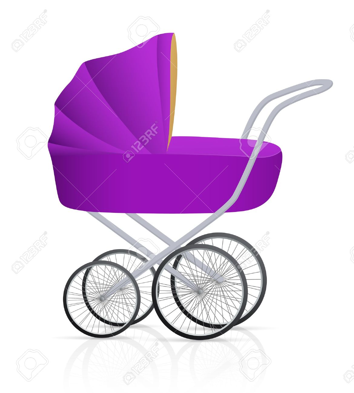 Baby carriage silhouette clip art at getdrawings free for 1169x1300 purple baby carriage clipart voltagebd Choice Image