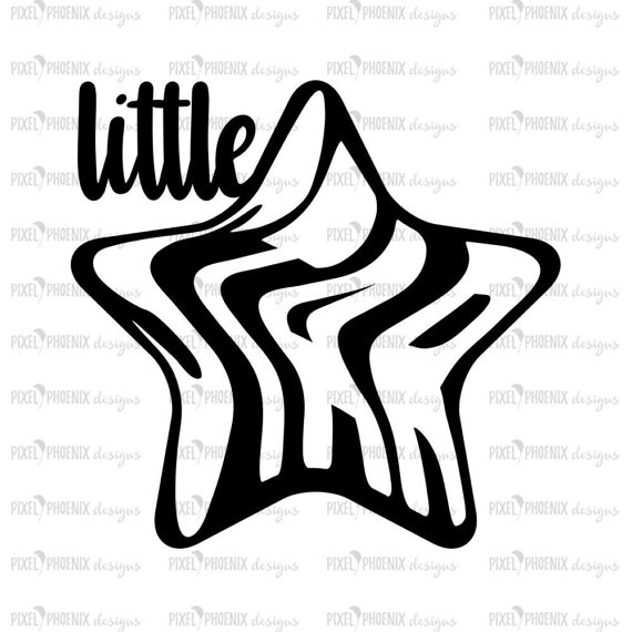 570x570 Little Star, Svg Cut File, Little Star Svg, Baby Clothes, Baby T