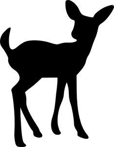 235x304 Deer Head Clipart Black And White Clipart Panda
