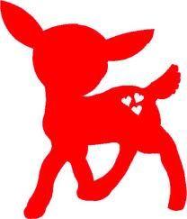 208x243 Baby Deer Clipart