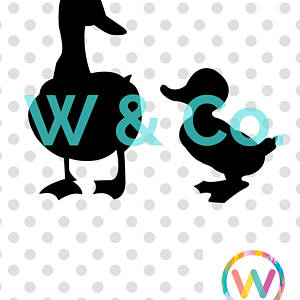 300x300 Duck Silhouette Etsy