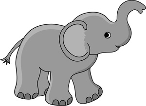 baby elephant silhouette clip art at getdrawings com free for rh getdrawings com elephant clipart free elephant clipart for kids
