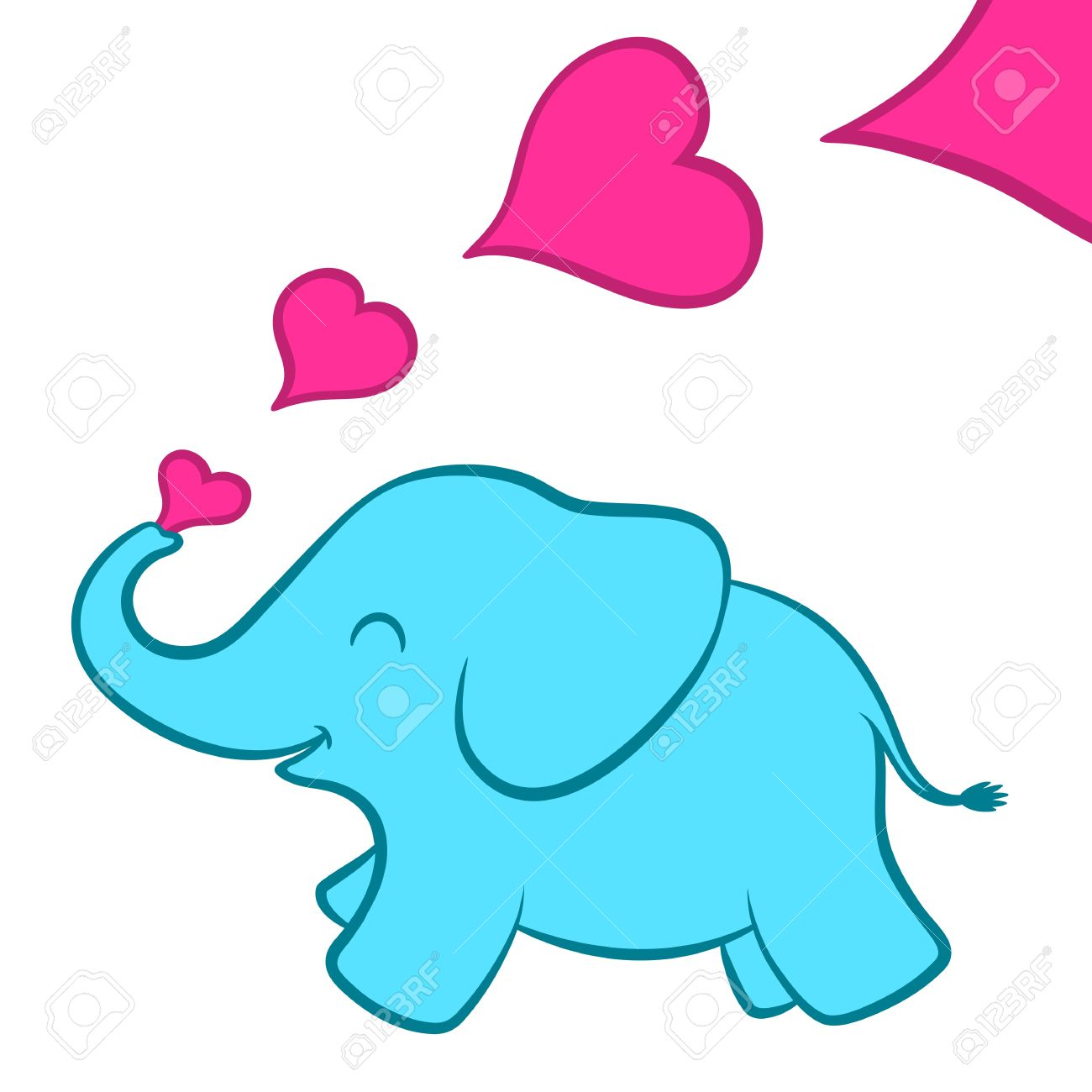 baby elephant animal clip art world wide clip art website