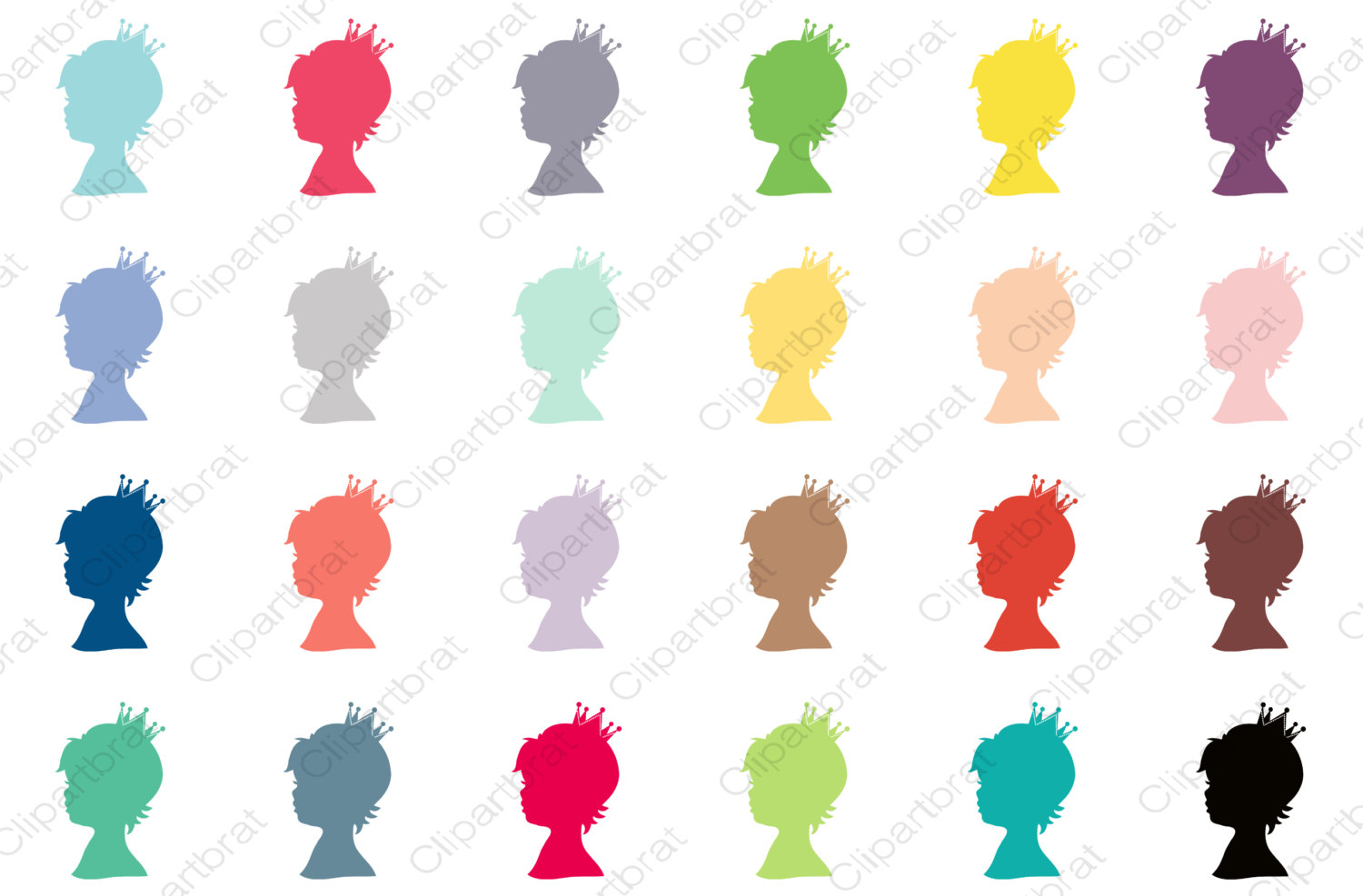 1500x987 Little Girl Silhouettes Clipart For Commercial Use Girls Birthday