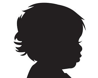 340x270 Gallery Mom Face Silhouette,
