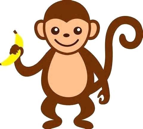 480x436 Clipart Monkey Face Baby Monkey Face Clip Art Panda Monkey Face