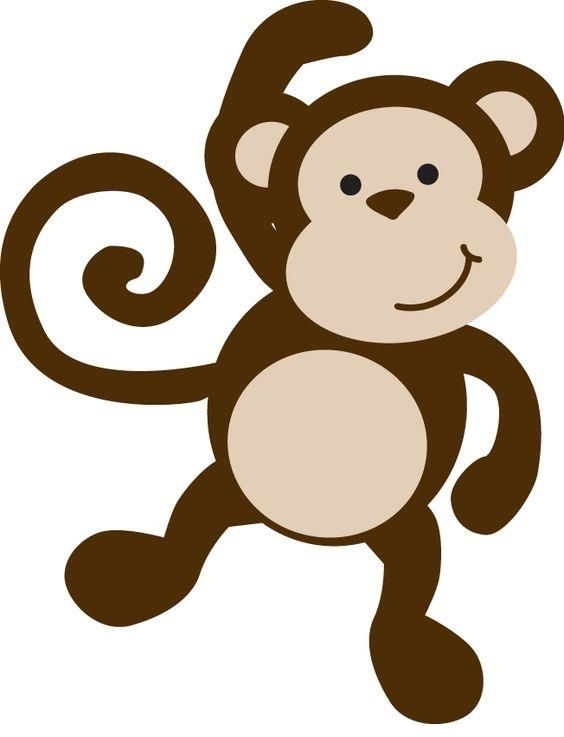 baby monkey silhouette at getdrawings com free for personal use rh getdrawings com free baby monkey clipart baby monkey clip art free