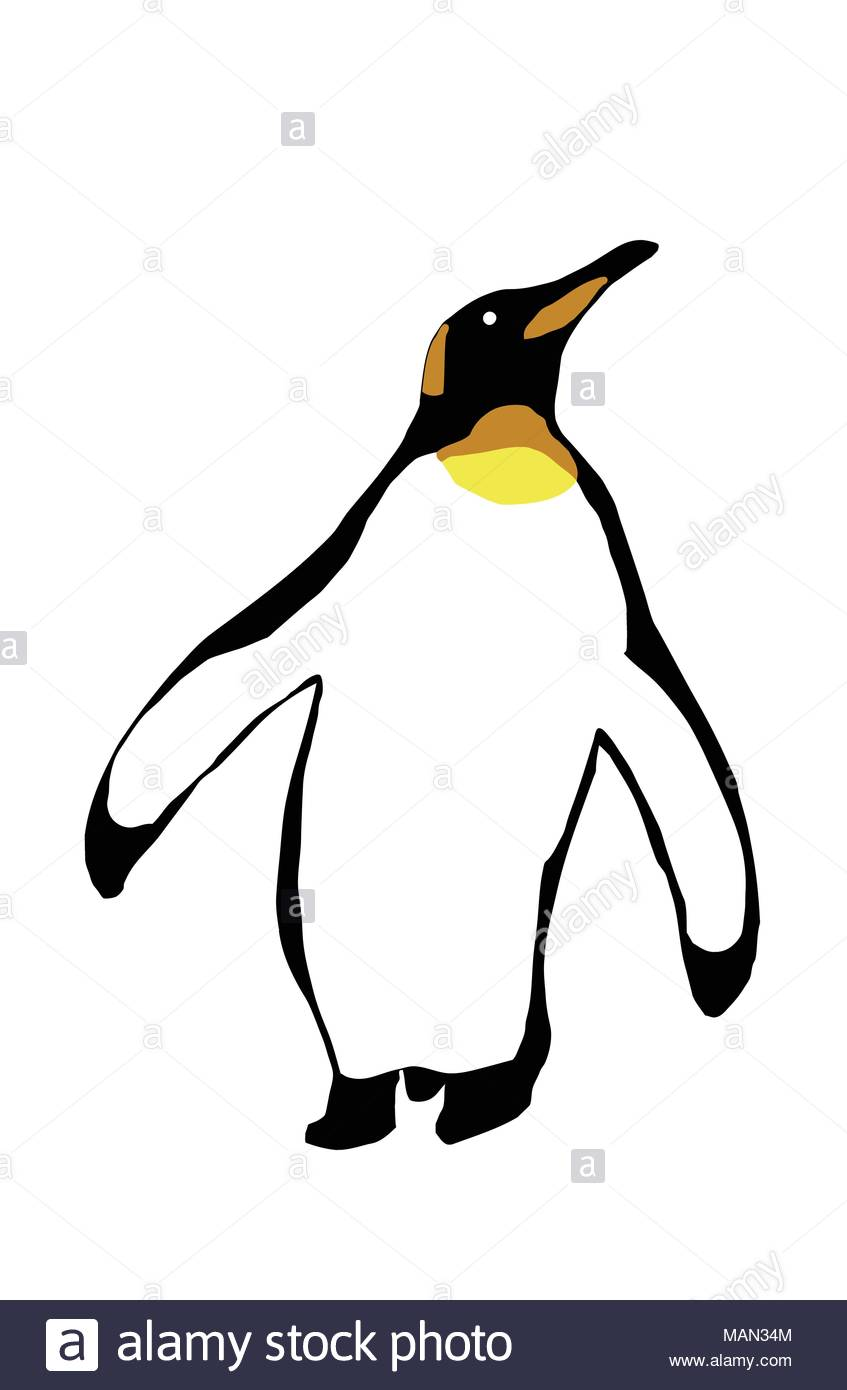 847x1390 Emperor Penguin Cut Out Stock Images Amp Pictures