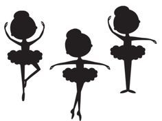 236x176 Pictures Baby Ballerina Silhouette,