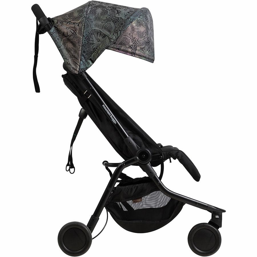 900x900 Mountain Buggy Nano Stroller Silhouettes 2018 Special Edition