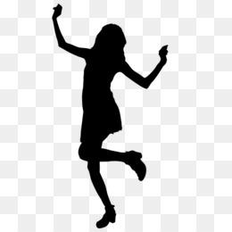 260x260 Free Download Dance Woman Bachelorette Party Clip Art