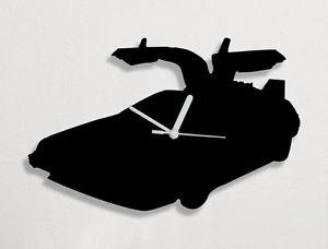 300x228 Back To The Future Delorean Minimalist Film Silhouette