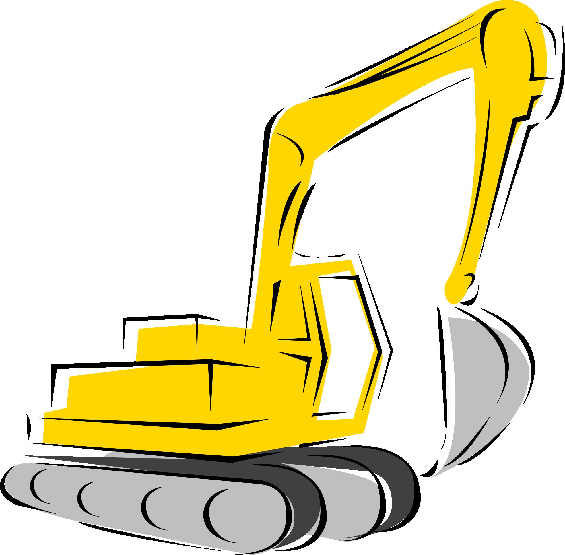 1969x1934 Crane Clipart Excavator