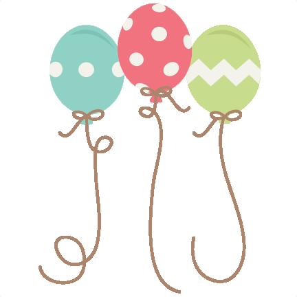 432x432 Easter Egg Balloons Svg Scrapbook Cut File Cute Clipart Files