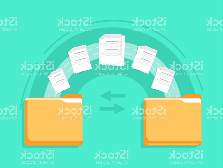 1228x921 File Transfer Two Folders Transferred Documents Copy Files Data