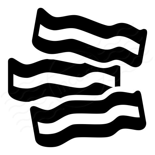 512x512 Iconexperience I Collection Bacon Icon