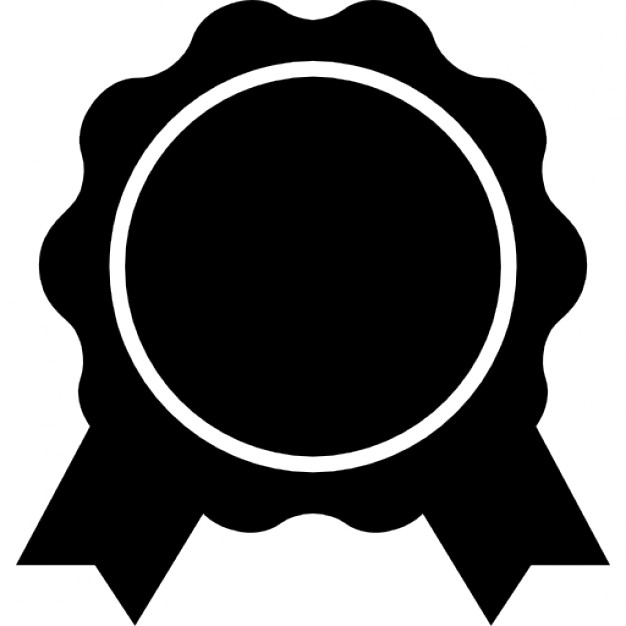 Badge Silhouette