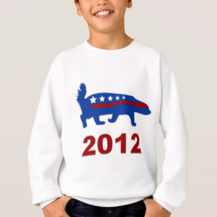 307x307 Honey Badger Sweatshirts Zazzle
