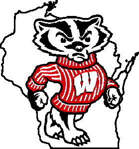 279x299 Badger clipart outline