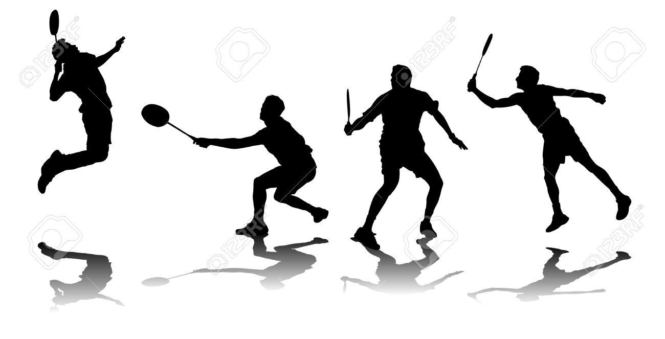 1300x663 Badminton Smash Clipart