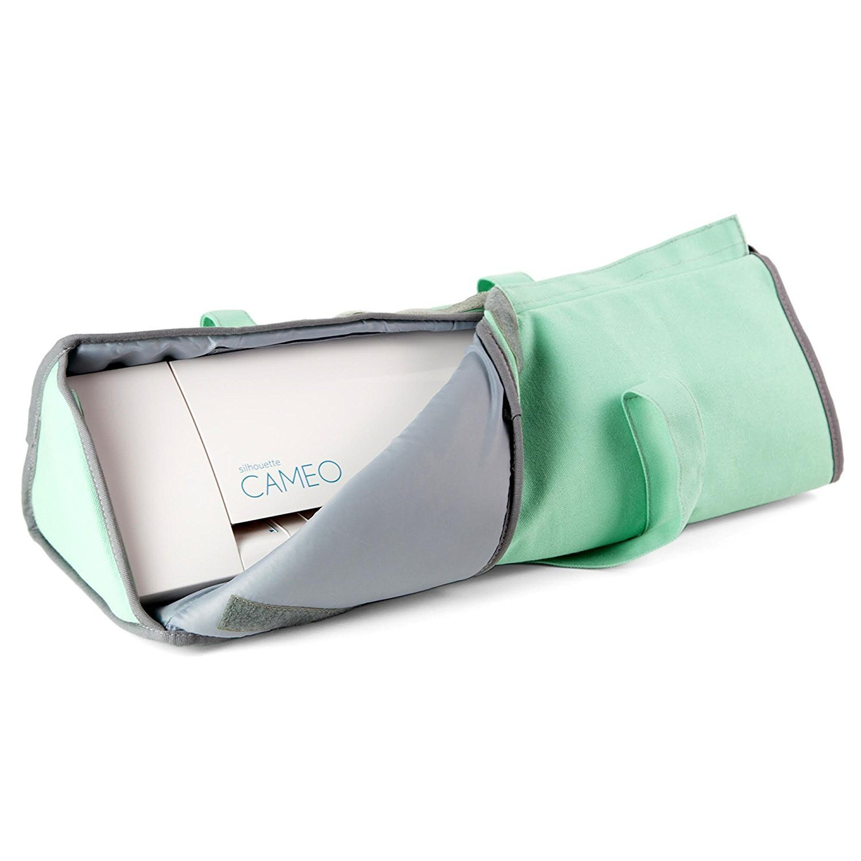 1500x1500 Silhouette Cameo 2 Light Tote Bag
