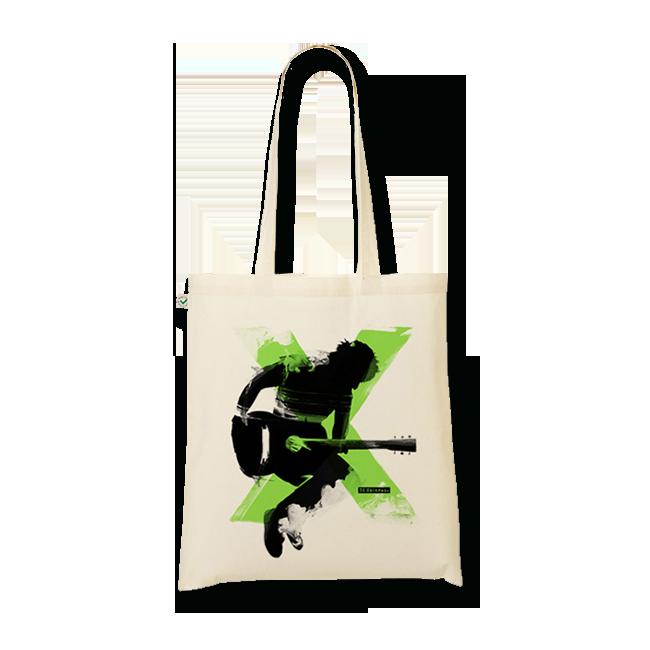 650x650 Silhouette (Tote Bag) Ed Sheeran Warner Music Australia Store