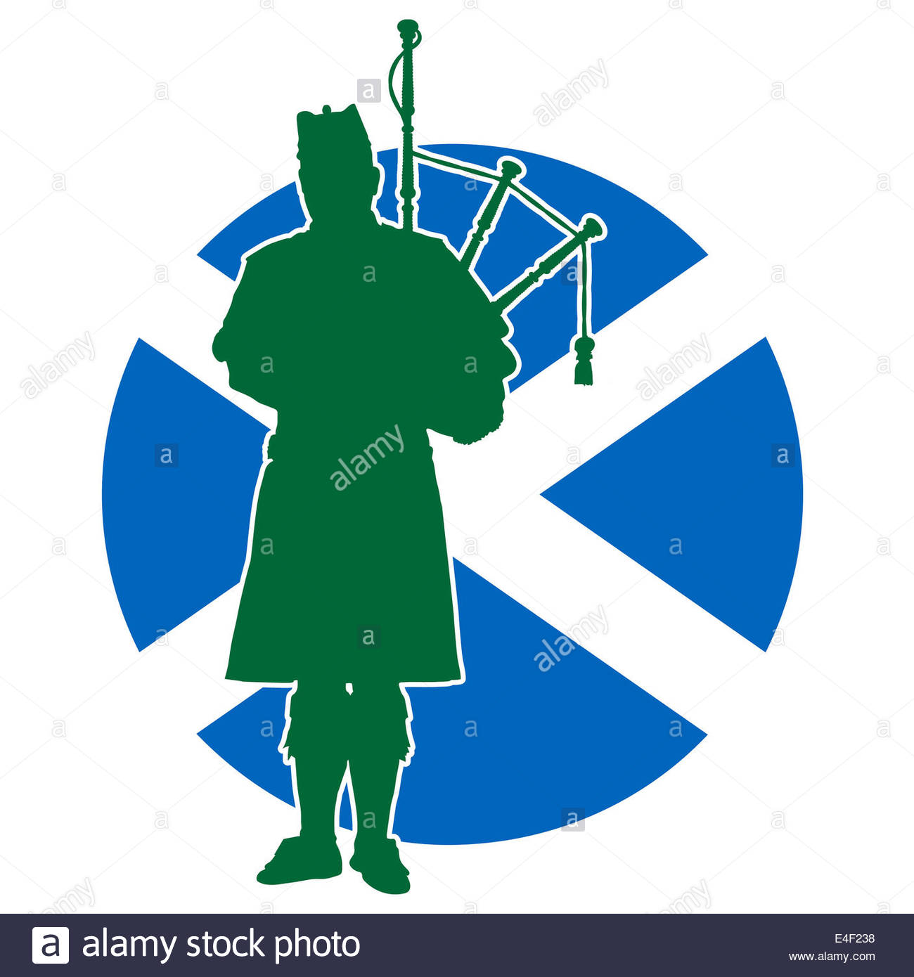 1300x1390 A Silhouette Of A Scottish Piper Playing Bagpipes.