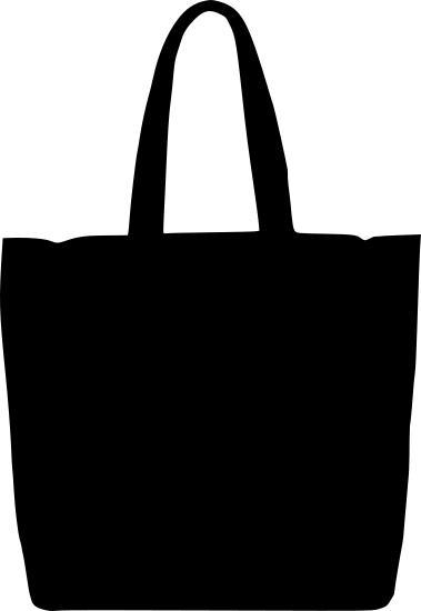379x550 Ceso Handbag Silhouette 2 Clipart