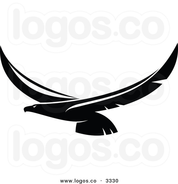 600x620 Black Eagle Clipart Allegiance