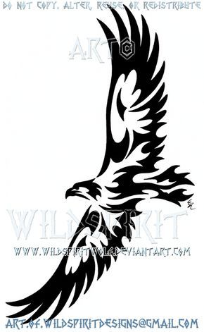 290x471 13 Best Animal Silhouettes Images On Eagle Silhouette