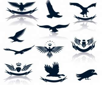 336x280 Vector Eagles Clipart Vector Silhouettes Free Vector Free Download