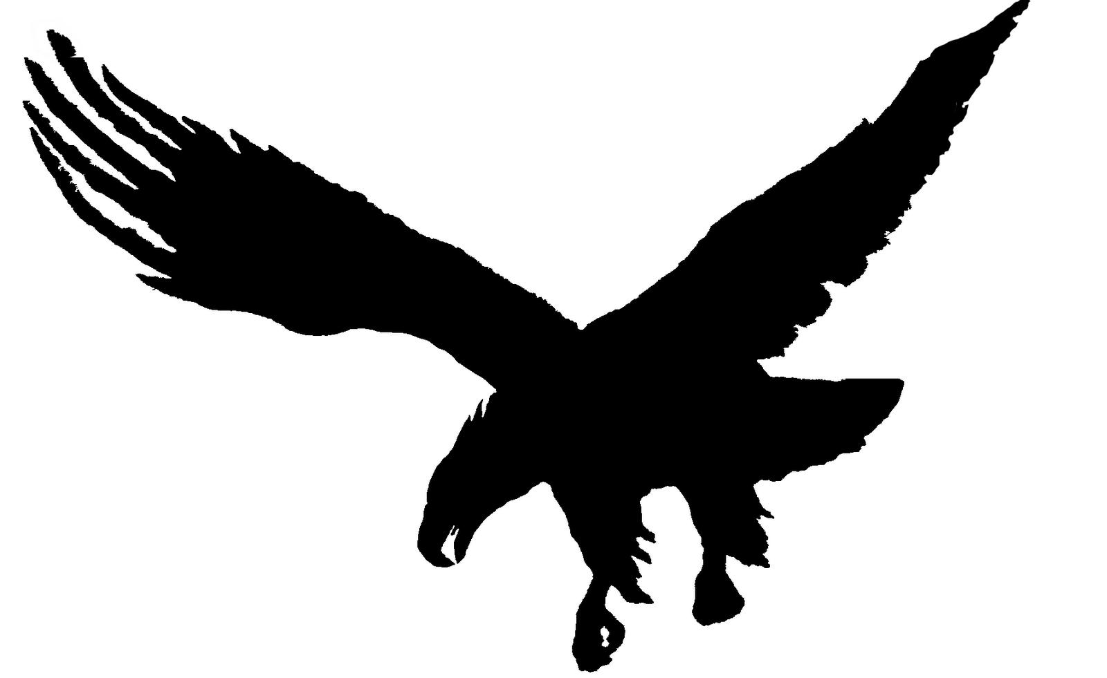 1600x981 Eagle Head Silhouette Clip Art