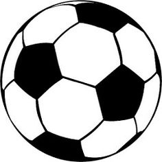 236x236 Soccer Ball Template For Thank You Card! Soccer