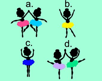 340x270 Dance Decal Etsy