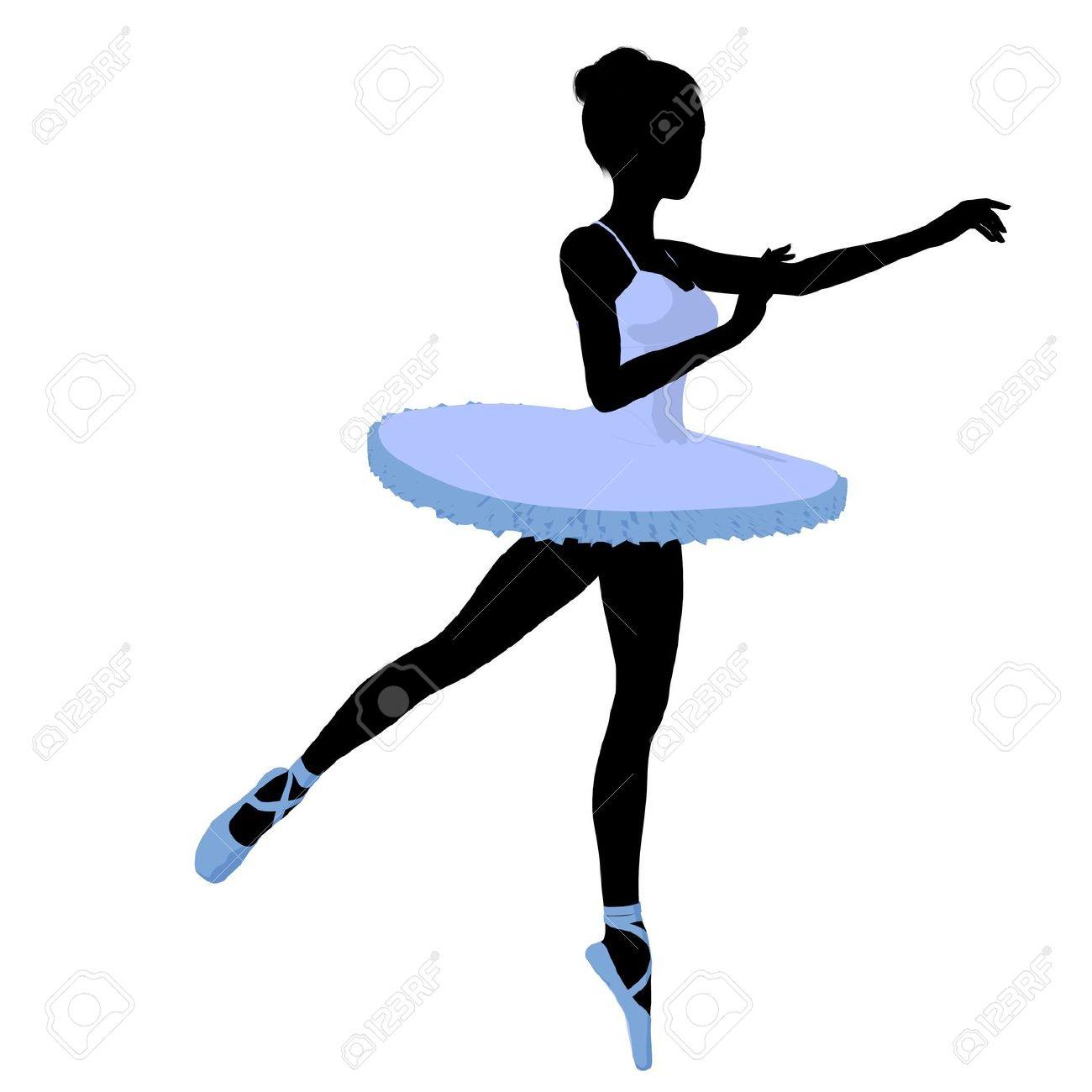 1300x1300 Clip Art Ballet Silhouette Clip Art