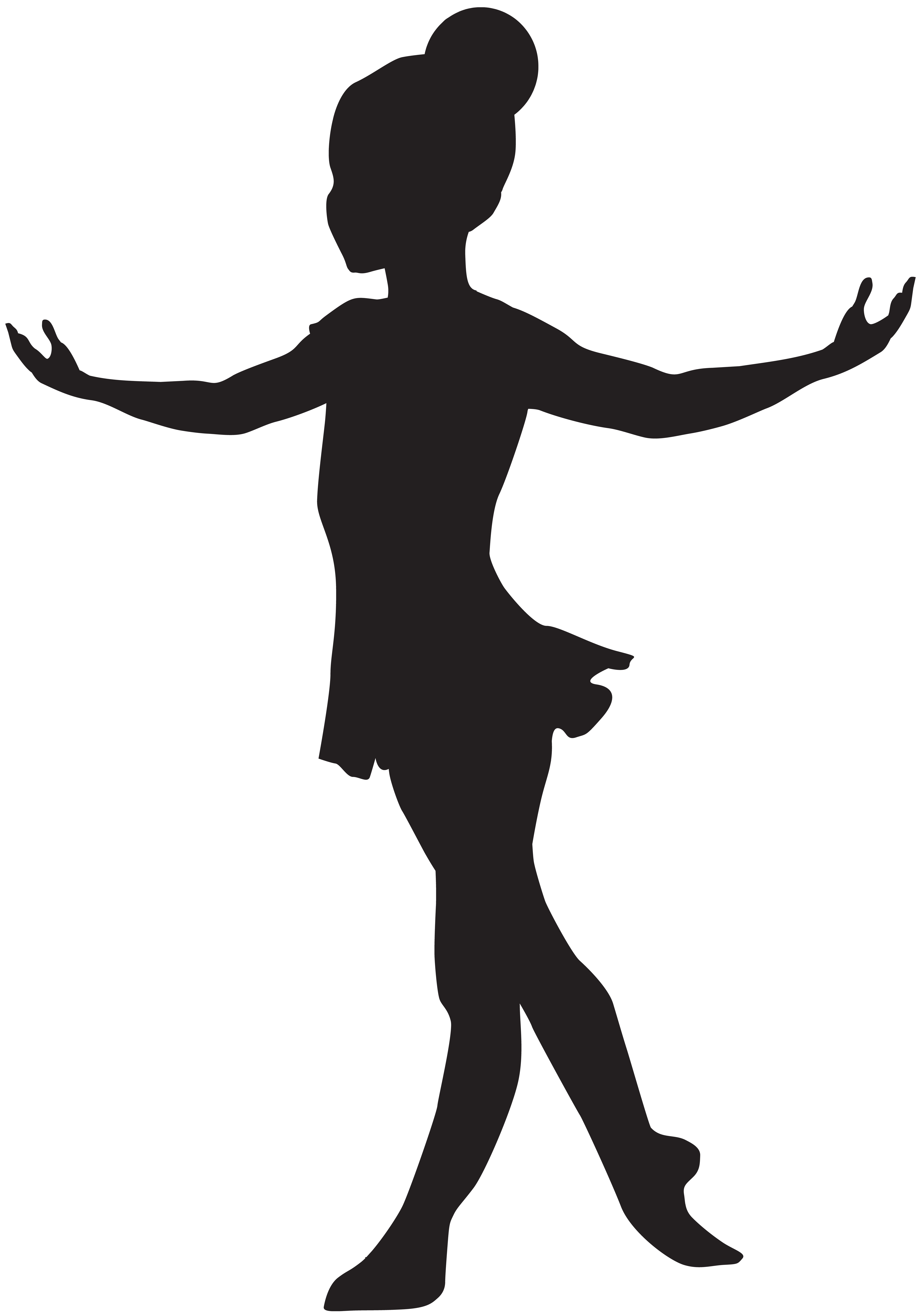 5599x8000 Hanging Ballet Shoes Silhouette