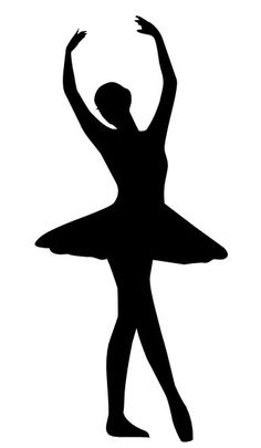 236x405 Silhouettes By Philippa Tt Liked On Polyvore Featuring Dance