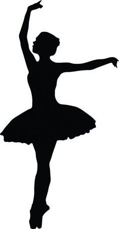 Ballerina Silhouette Gif
