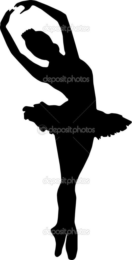 522x1022 Image Result For Ballerina Silhouette Arabesque Artistic