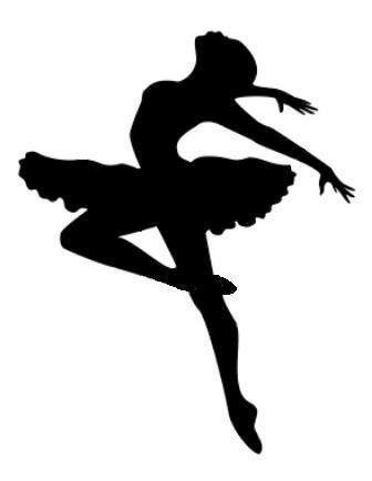 336x434 Aed74efc1d68e1045572f93a0e27e311 Ballerina Silhouette Silhouette