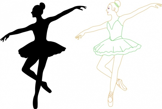 544x368 Ballet Free Vector Download (41 Free Vector) For Commercial Use