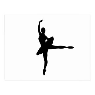 307x307 Ballerina Silhouette Gifts On Zazzle