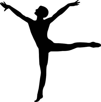 Ballet Dance Silhouette