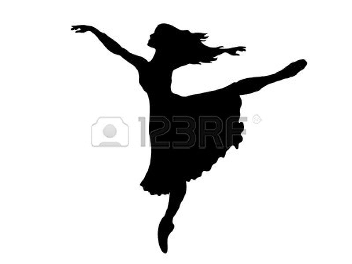 1200x900 Ballet Dancer Silhouette Clipart Panda