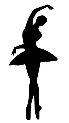 236x418 Ballerina Ballet Dancer Silhouette Ballet Shoes Ballet Slippers