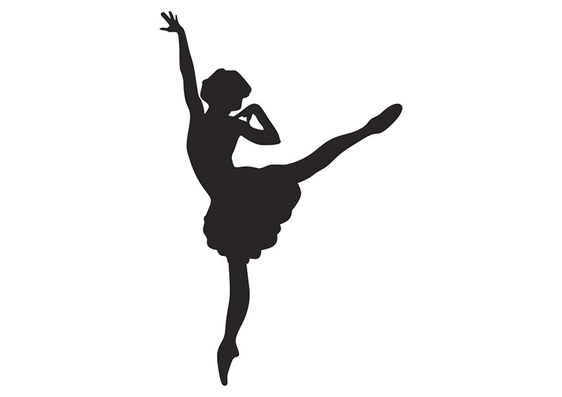 ballet dancer silhouette vector free at getdrawings com free for rh getdrawings com ballerina vector art free ballerina vector art free