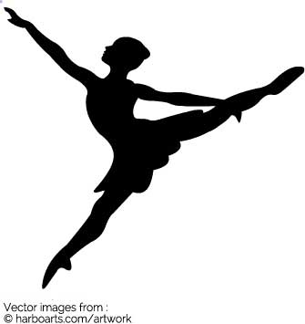 335x355 Download Ballerina Jumping