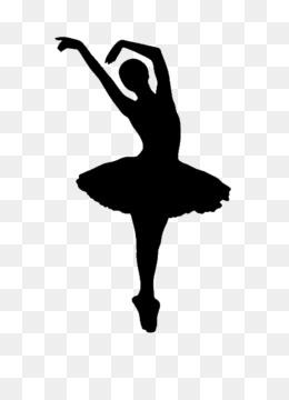 260x360 Ballet Dancer Silhouette Ballet Shoe